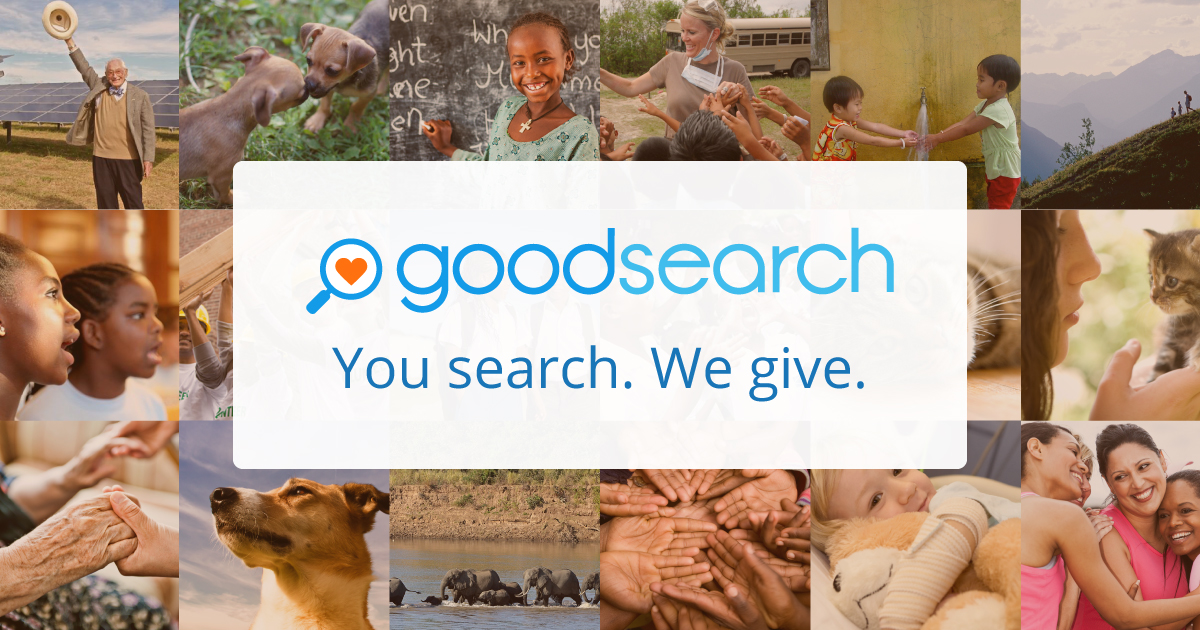 Every GoodSearch helps raise money for our church family!